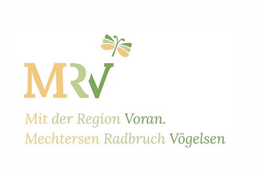 Logo MRV mit der region voran